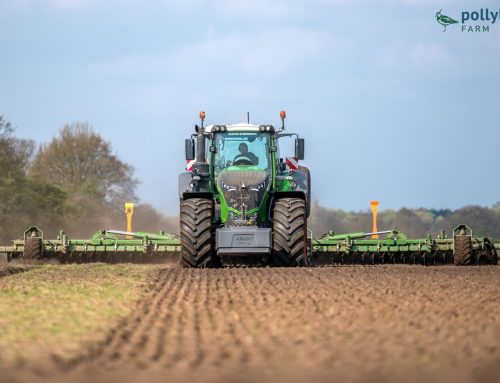 Field Preparation in the FENDT 1050 and 12-meter discs